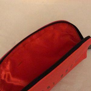Bobbi Brown Bags - Bobbi Brown Cosmetic Bag Pouch Case Pink Red